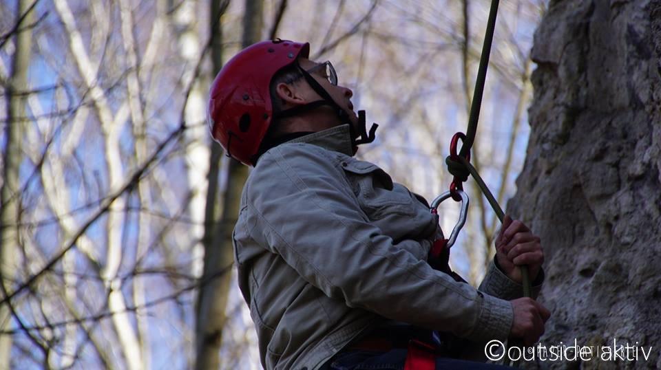 Kletterausrüstung Darmstadt : Outside aktiv in bewegung kommen